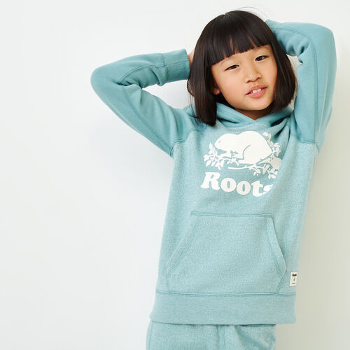 Roots-Kids Our Favourite New Arrivals-Girls Original Kanga Hoody-Mineral Blue-A