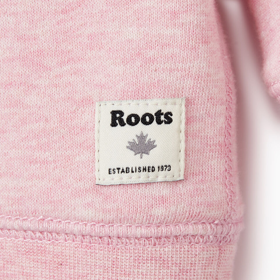 Roots-New For December Kids-Baby Laurel Crewneck Sweatshirt-Fragrant Lilac Mix-D