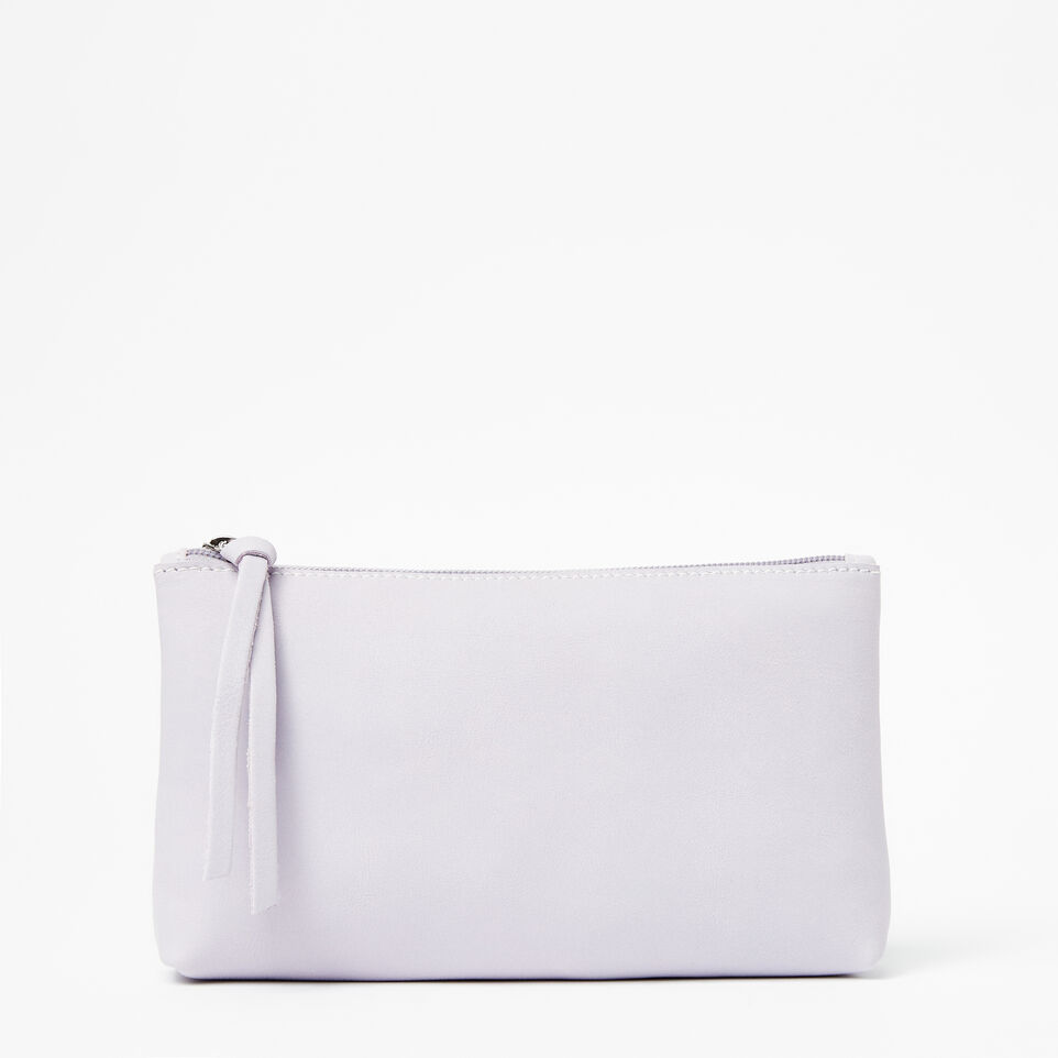 Roots-undefined-Large Zip Pouch Tribe-undefined-A
