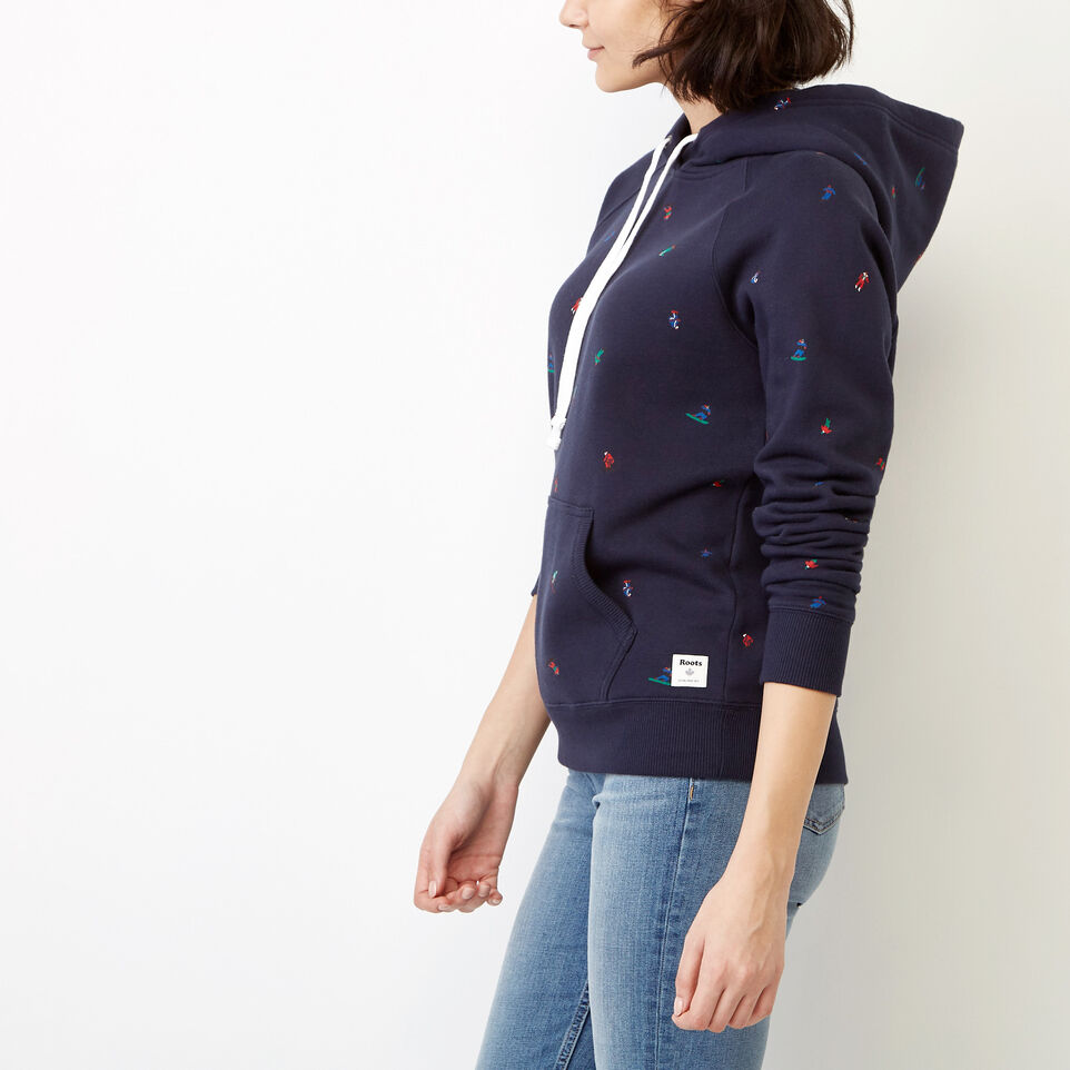 Roots-Women Our Favourite New Arrivals-Skier Boyfriend Hoody-Navy Blazer-C