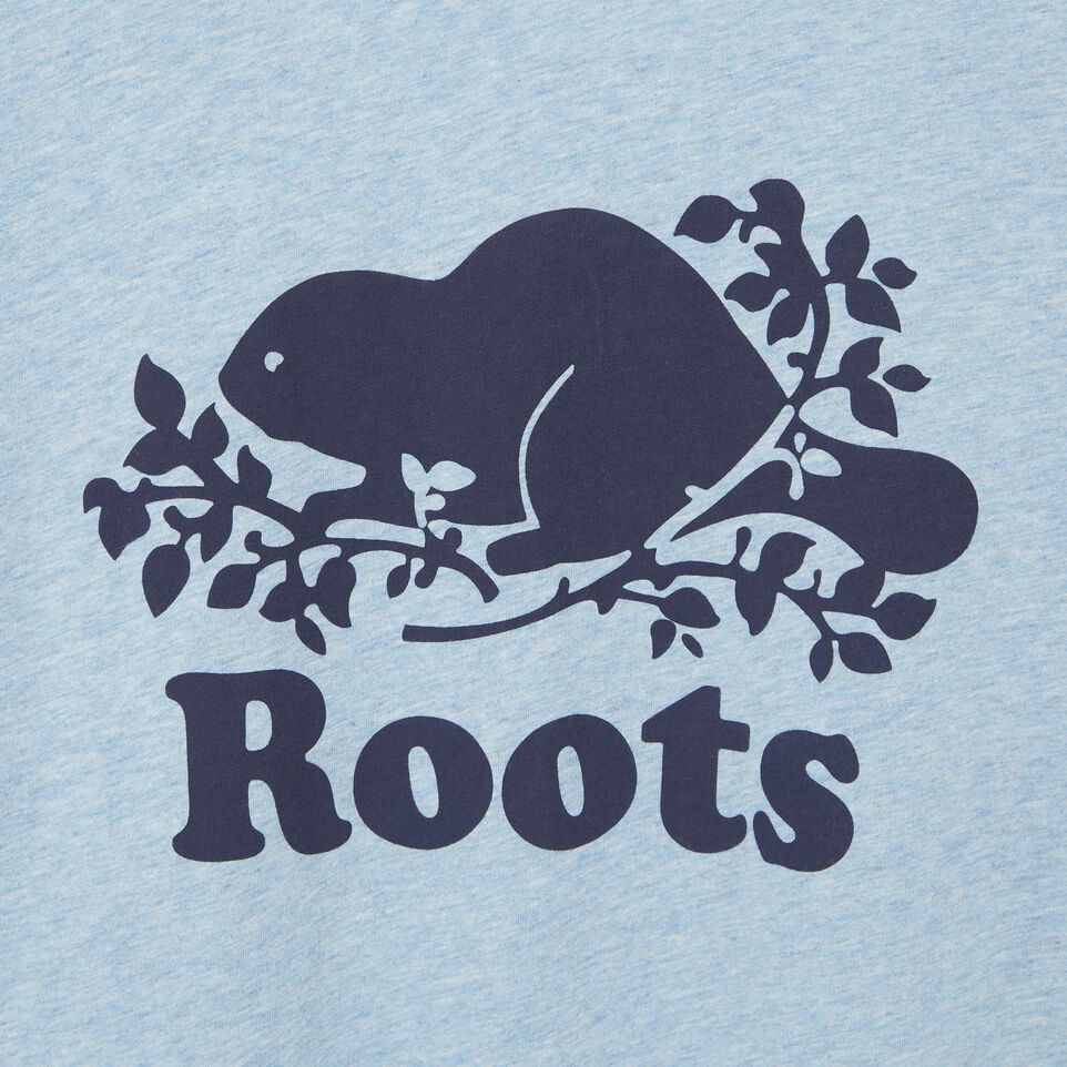 Roots-Men Our Favourite New Arrivals-Mens Cooper T-shirt-Baby Blue Pepper-D