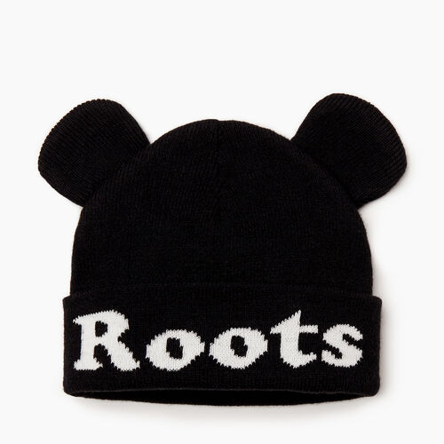 Roots-Sale Kids-Toddler Cooper Glow Toque-Black-A
