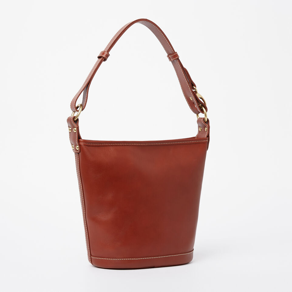 Roots-Winter Sale Leather-Feed Bag Heritage-Oak-C