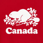 Roots-Gift Guide Canada Collection By Roots™-Womens Roots Canada T-shirt-Sage Red-D