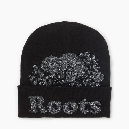 Roots-New For November Journey Collection-Journey Reflective Toque-Black-A