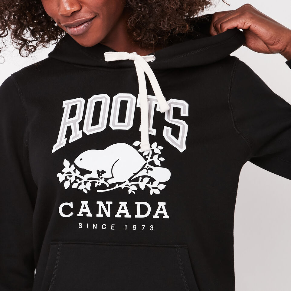 Roots-undefined-Chandail capuchon kangourou-undefined-C