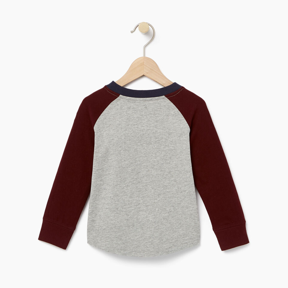Roots-undefined-Toddler Hockey Buddy Raglan T-shirt-undefined-B