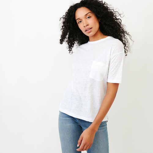Roots-Clearance Tops-Sara Top-Ivory-A