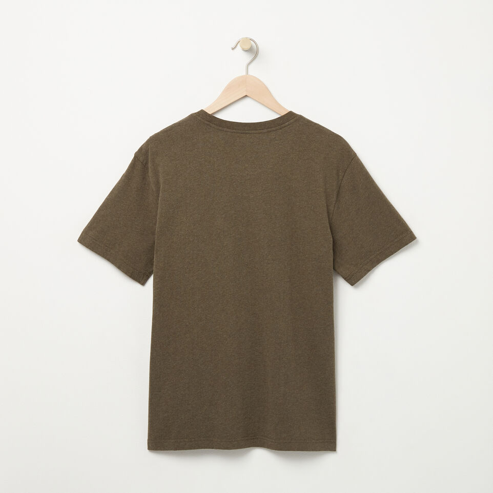 Roots-undefined-Mens Roots Eighties T-shirt-undefined-B