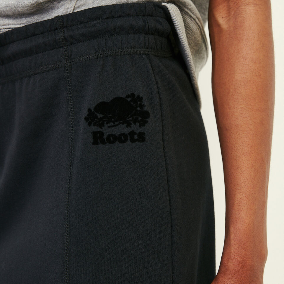 Roots-Women Our Favourite New Arrivals-Summerside Skirt-Black-E
