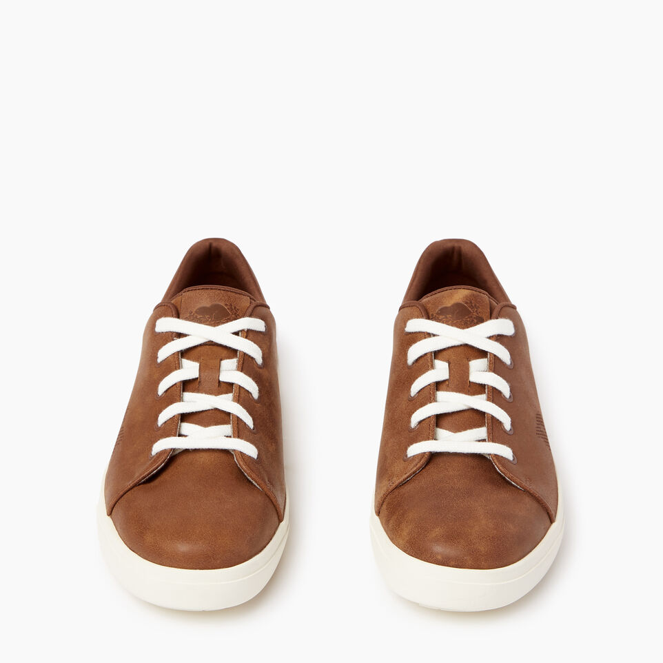 Roots-Footwear Our Favourite New Arrivals-Womens Rosedale Lace Sneaker-Natural-D