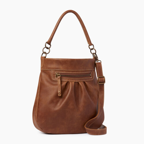 Roots-Leather Shoulder Bags-Olivia Bag-Natural-A