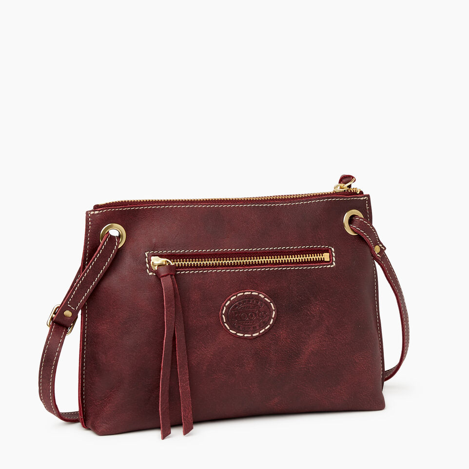 Roots-Leather Our Favourite New Arrivals-Edie Bag-Crimson-C
