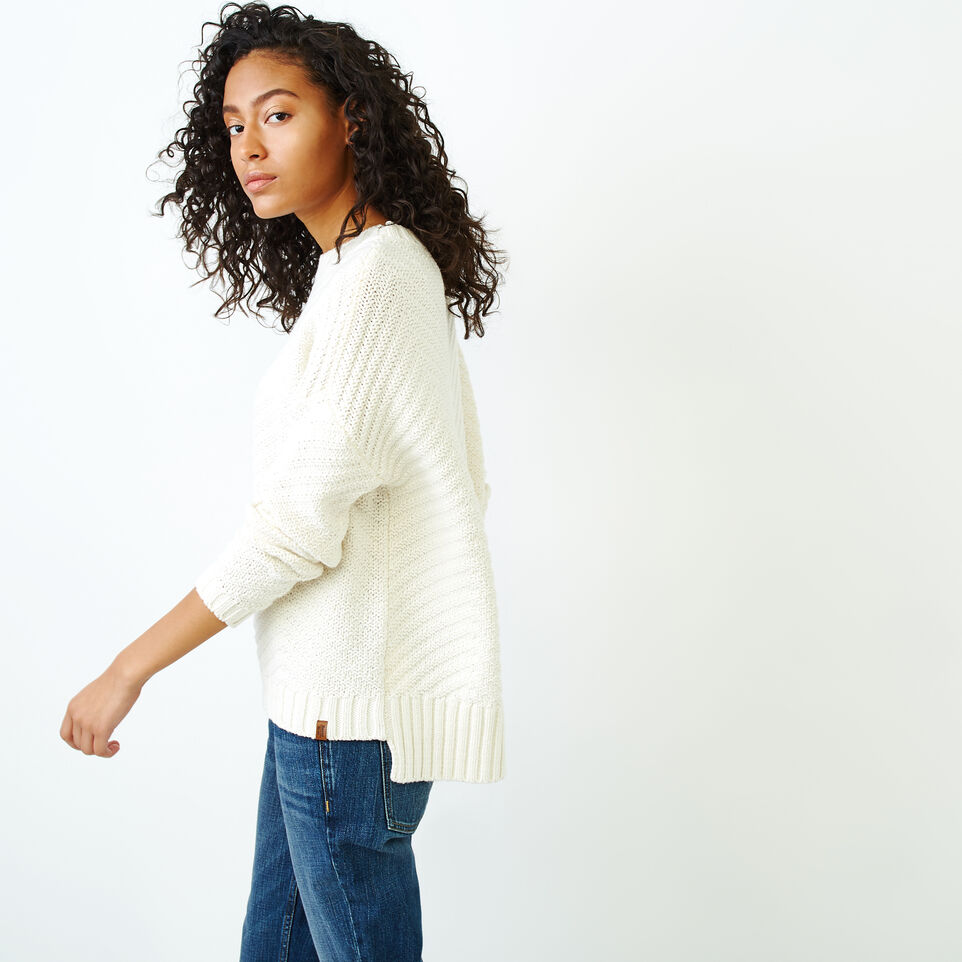 Roots-Women Sweaters & Cardigans-Elora Pullover Sweater-Ivory-C