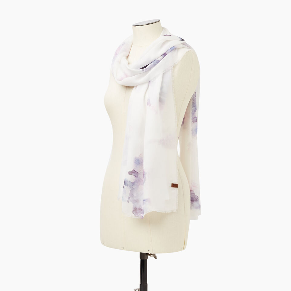 Roots-Women New Arrivals-Avonlea Scarf-Multi-C