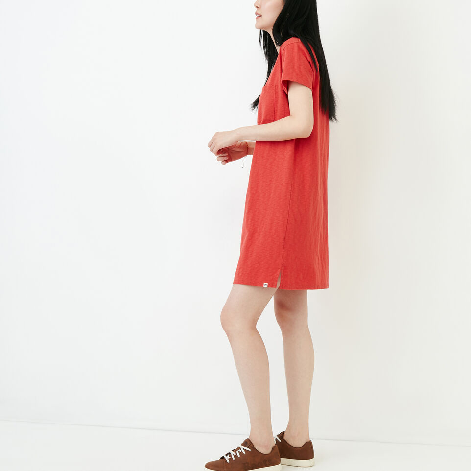 Roots-Women Our Favourite New Arrivals-Madeira Pocket Dress-Baked Apple-C