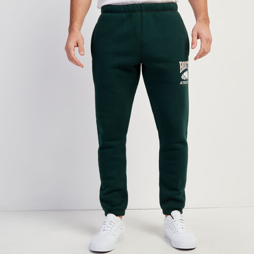 Roots-New For January Rba Collection-RBA Slim Sweatpant-Varsity Green-A
