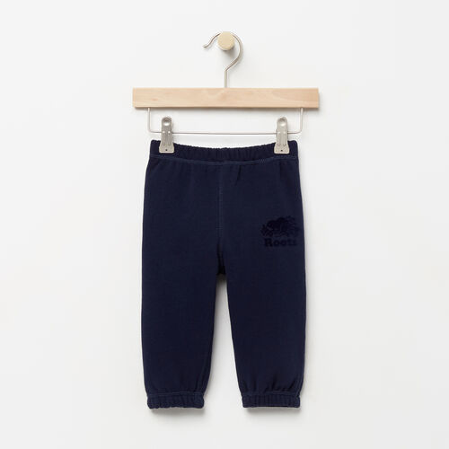 Roots-Kids Baby-Baby Original Sweatpant-Navy Blazer-A