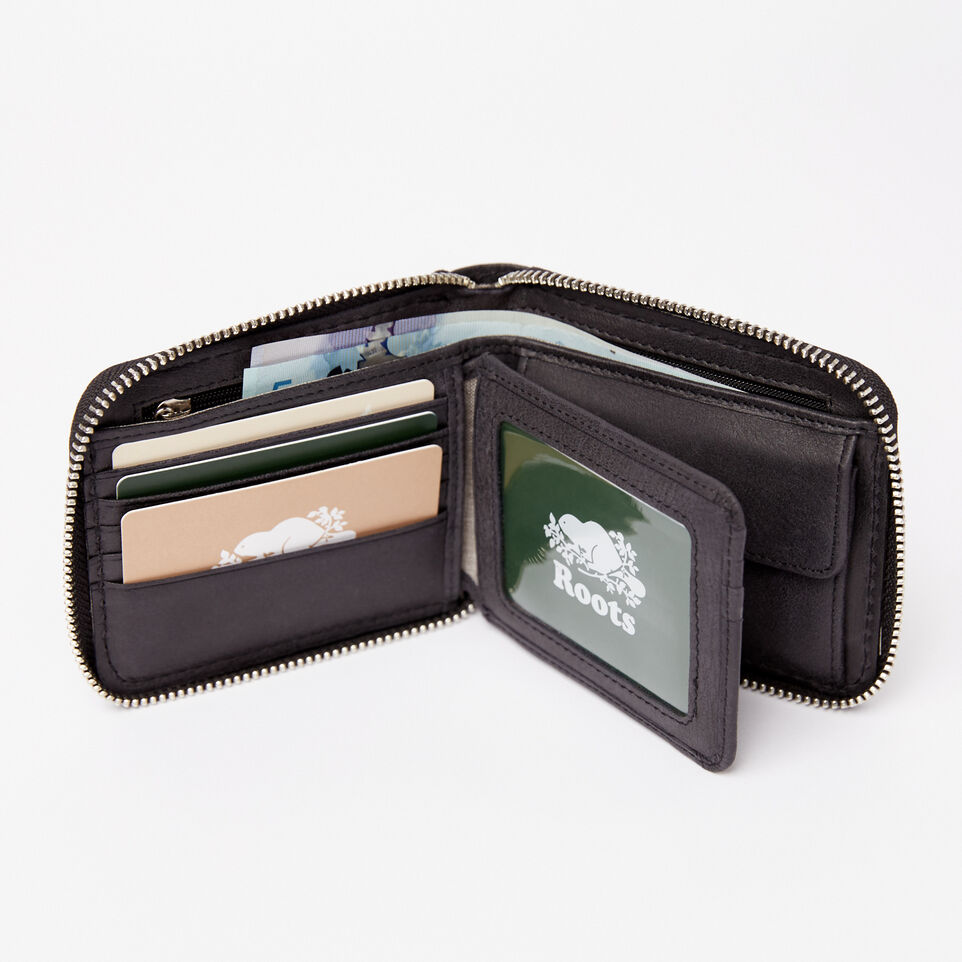 Roots-undefined-Mens Zip Around Wallet Tribe-undefined-B