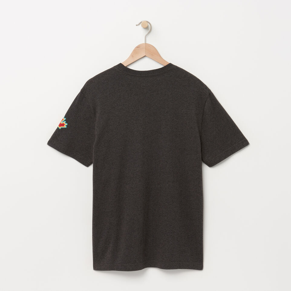 Roots-undefined-T-shirt Roots pour hommes-undefined-B