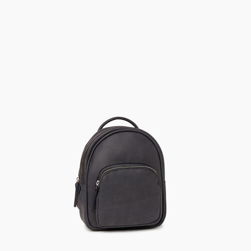 Roots-Leather City Bags-City Chelsea Pack-Jet Black-A