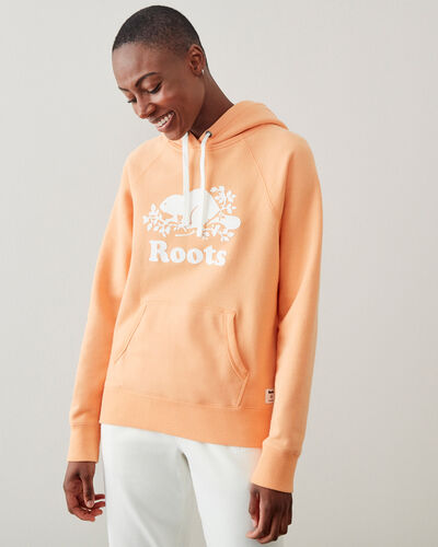 Roots-Sweats Sweatsuit Sets-Original Kanga Hoody-Fresh Melon-A