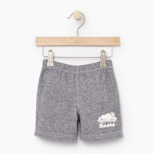 Roots-Kids Toddler Boys-Toddler Original Short-Salt & Pepper-A