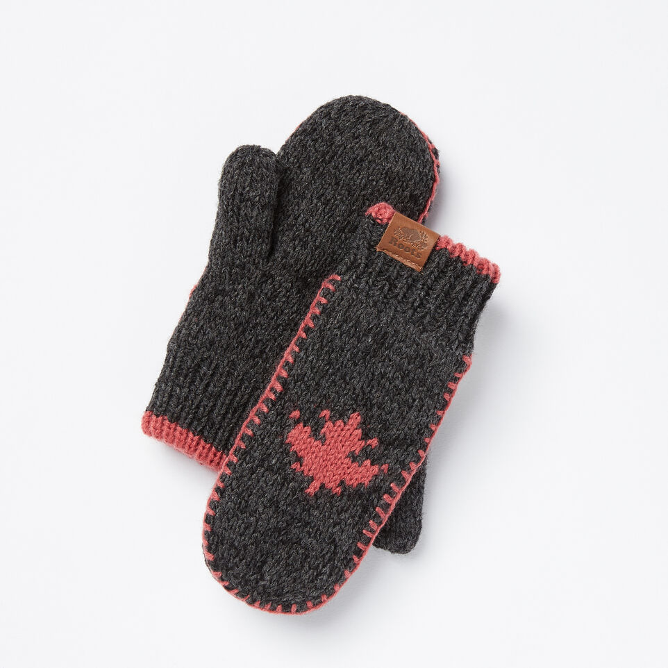Roots-undefined-Kids Canadiana Mitt-undefined-A