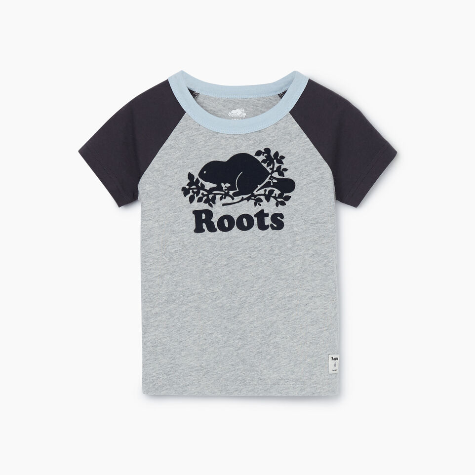 Roots-undefined-T-shirt Cooper Baseball pour tout-petits-undefined-A