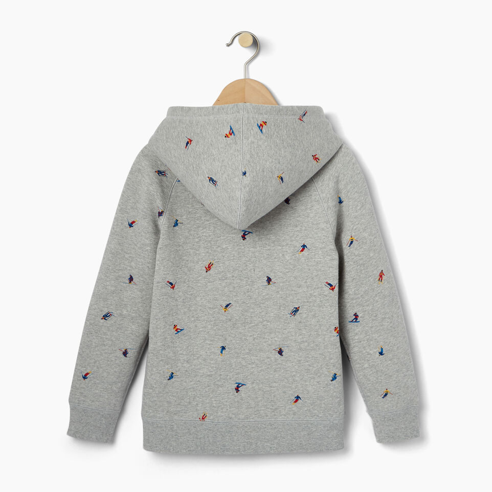 Roots-Kids Our Favourite New Arrivals-Boys Skier Kanga Hoody-Grey Mix-B