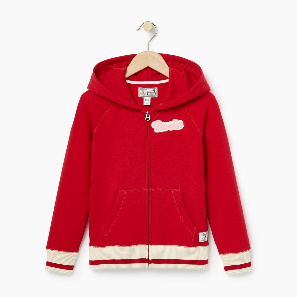 Roots-Girls Cabin Full Zip Hoody