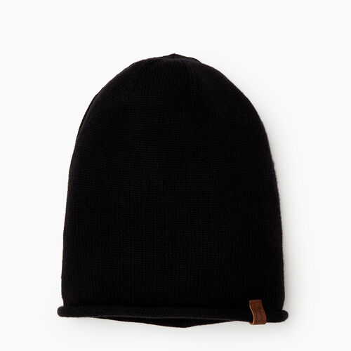 Roots-Women Categories-Robson Toque-Black-A