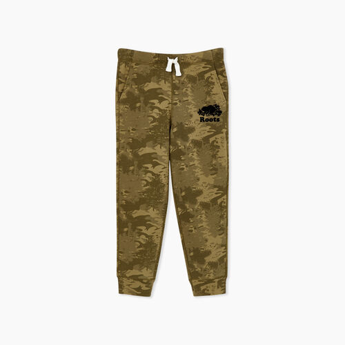 Roots-Kids Boys-Boy Outdoors Slim Sweatpant-Multi-A