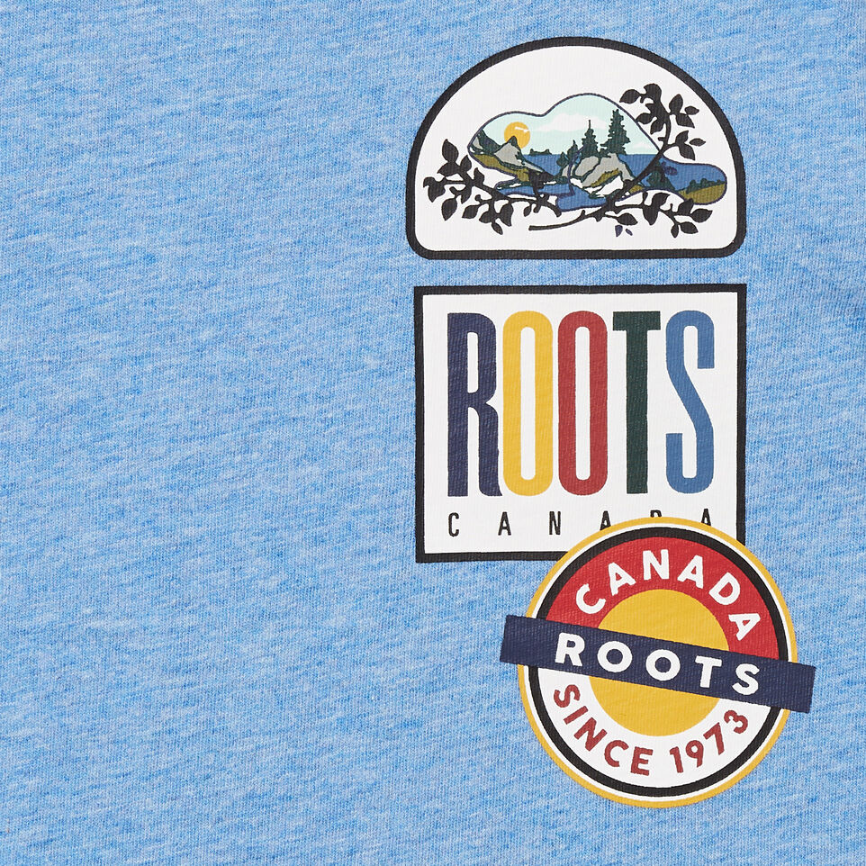 Roots-undefined-Toddler Camp Patch T-shirt-undefined-C