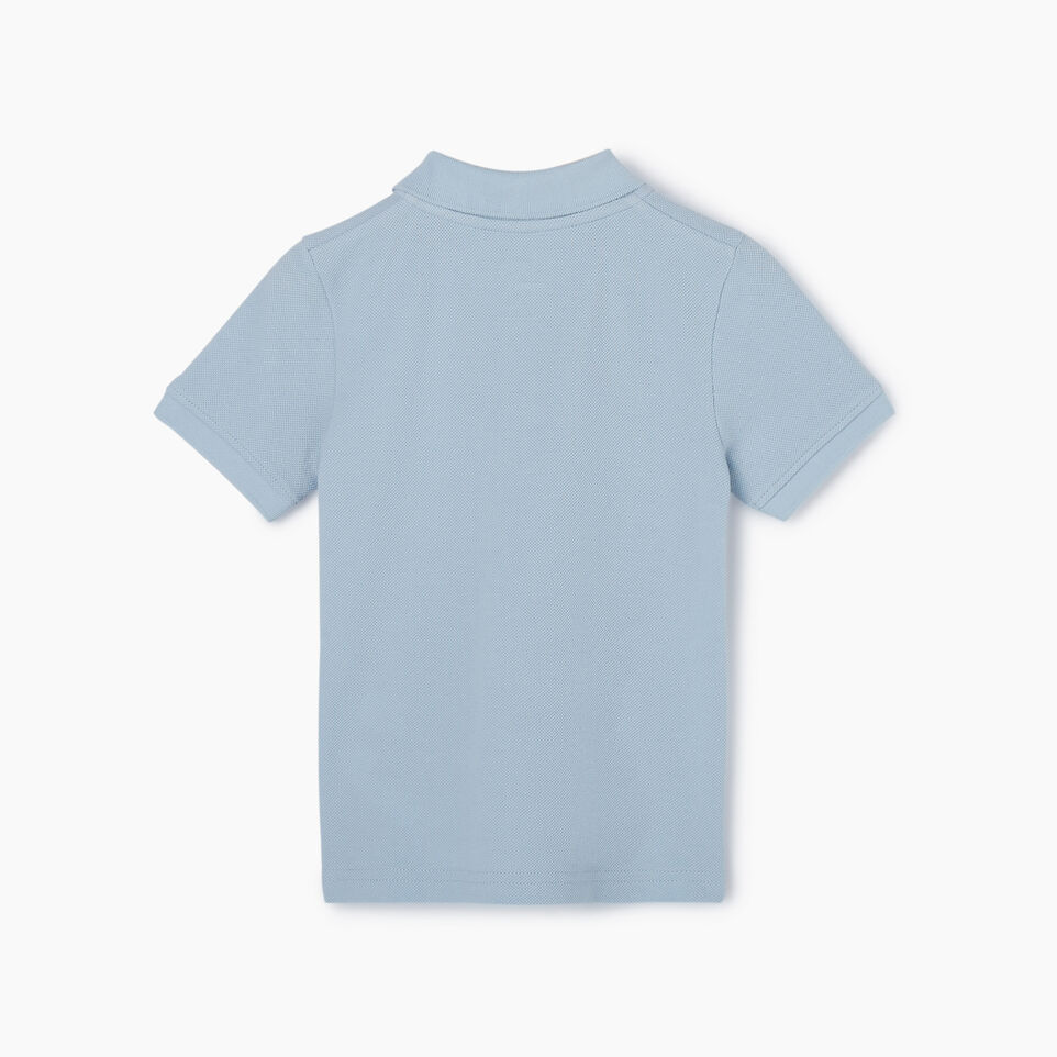 Roots-Kids Toddler Boys-Toddler Heritage Pique Polo-Celestial Blue-B