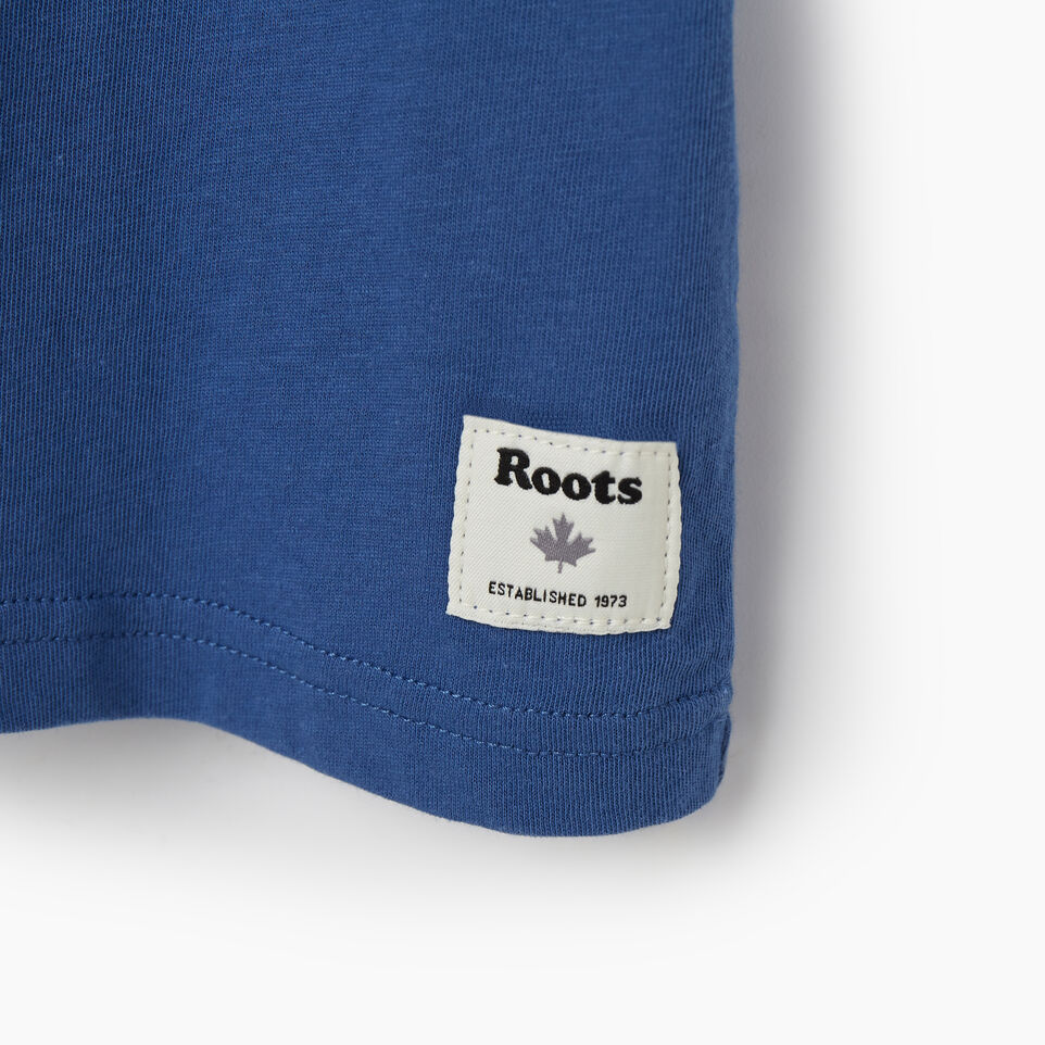 Roots-undefined-T-shirt Roots Grizzly pour garçons-undefined-D