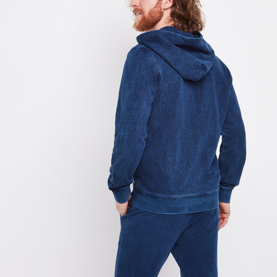 Roots-undefined-Nimes Full Zip Hoody-undefined-D