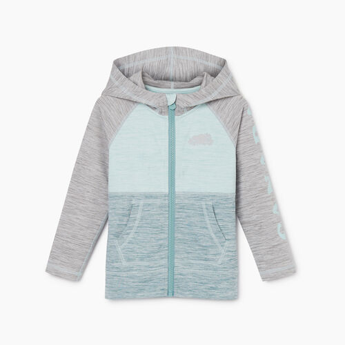 Roots-Sale Kids-Toddler Lola Active Full Zip Hoody-Blue Glow-A