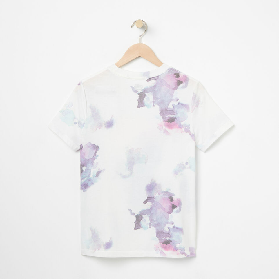 Roots-undefined-T-shirt Cooper Aquarelle-undefined-B