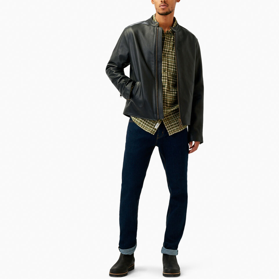 Roots-undefined-Huron Flannel Shirt-undefined-B