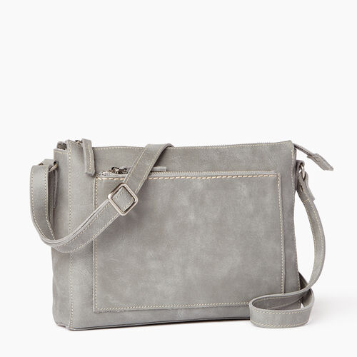 Roots-Leather Handbags-Robson Bag-Quartz-A