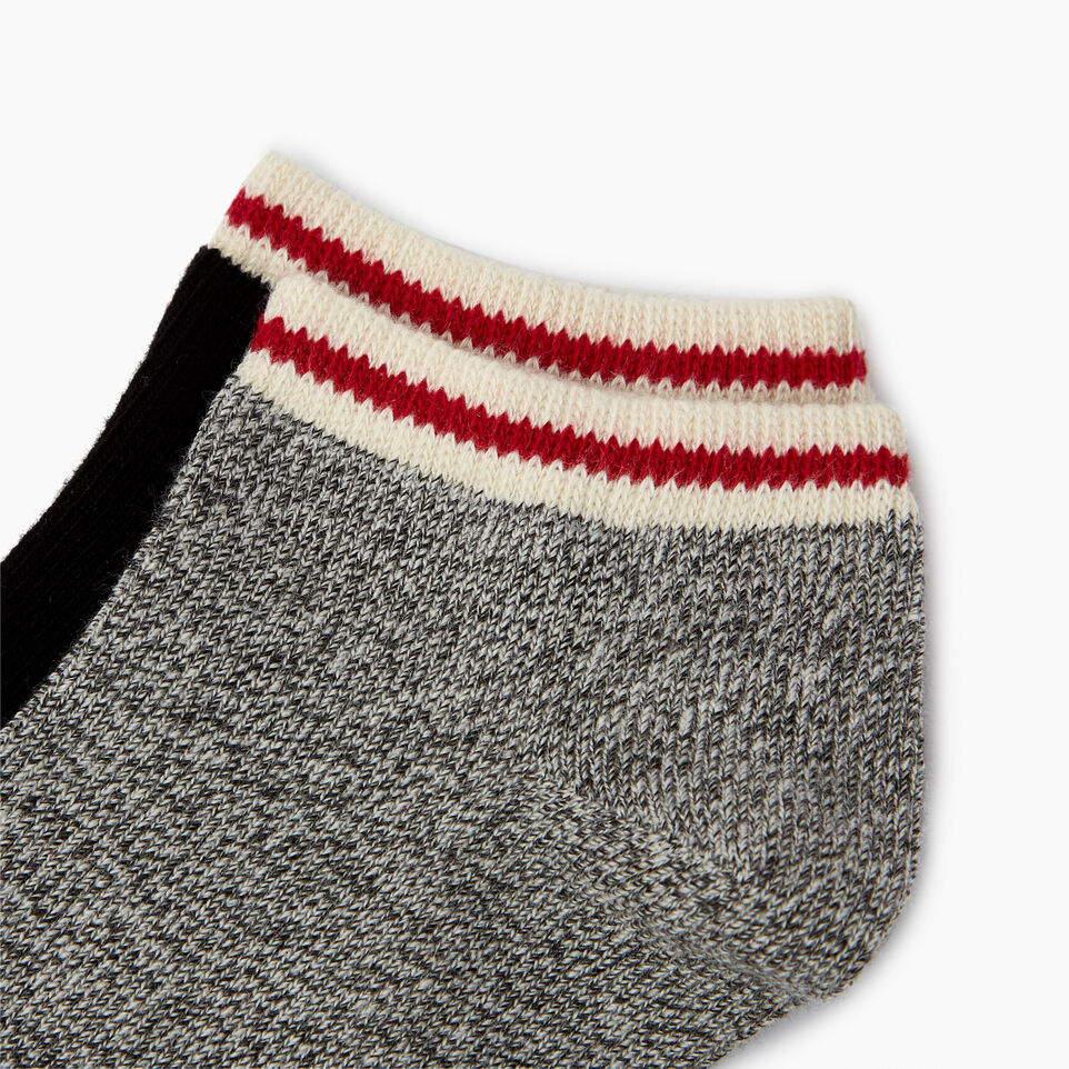 Roots-undefined-Womens Cotton Cabin Ped Sock 2 pack-undefined-C