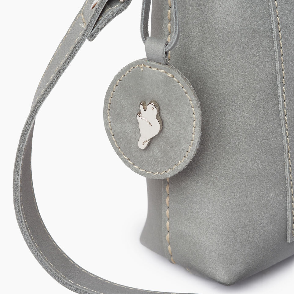 Roots-Leather  Handcrafted By Us Our Favourite New Arrivals-Richmond Crossbody-Quartz-E