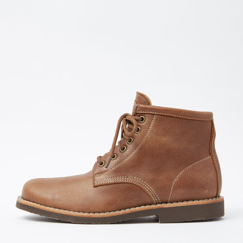 Roots-Soldes Chaussures-Paddock Boot Tribe-Nature-A