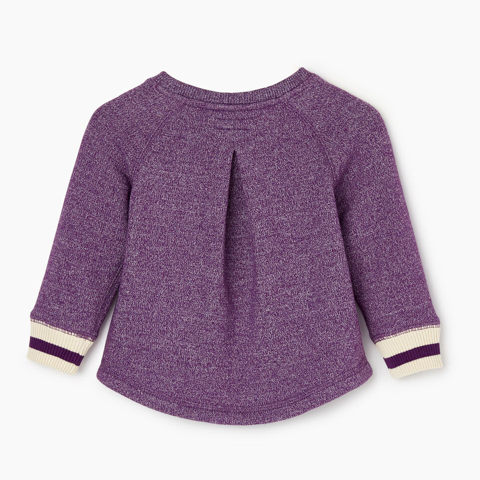 Roots-Sale Baby-Baby Buddy Cozy Fleece Pullover-Grape Royale Pepper-B