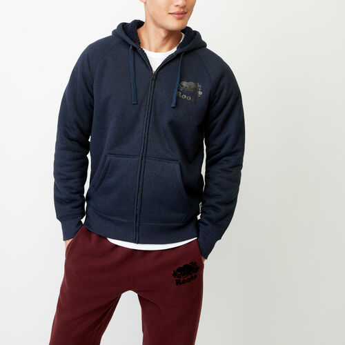 Roots-Men Our Favourite New Arrivals-Mt. Dawson Zip Hoody-Navy Blazer Pepper-A