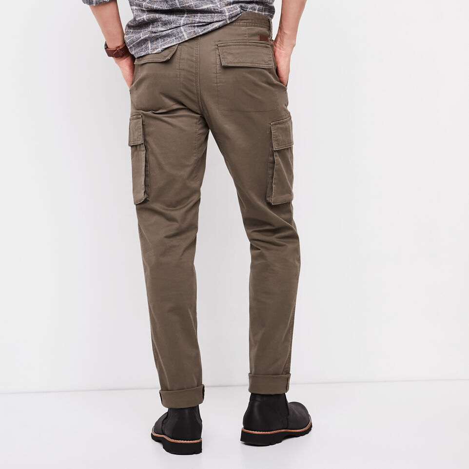 Roots-undefined-Pantalon Cargo Utilitaire-undefined-D