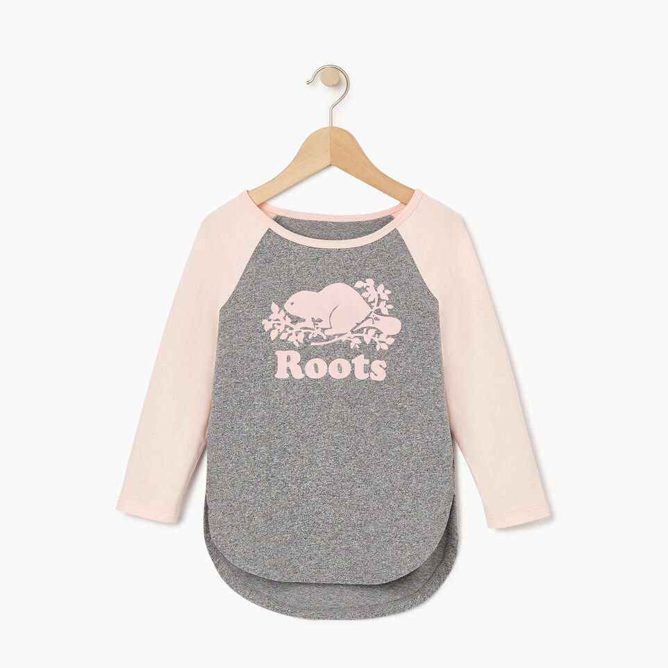 Roots-undefined-Toddler Cooper Baseball Long T-shirt-undefined-A