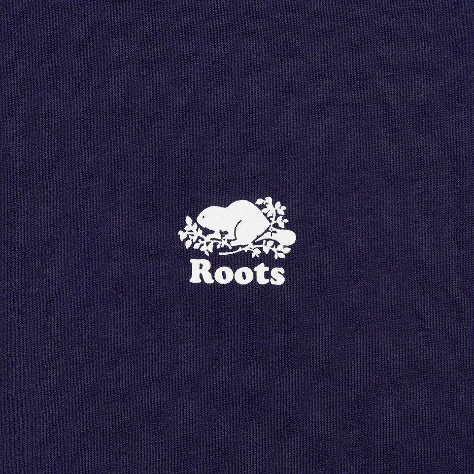 Roots-undefined-Womens Reese Cooper Beaver T-shirt-undefined-D