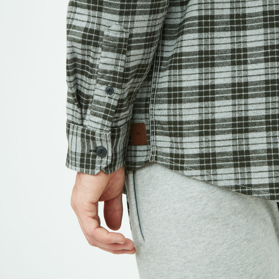Roots-undefined-Braeburn Flannel Shirt-undefined-E